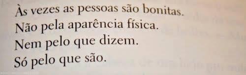 Às vezes
