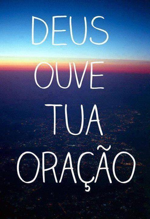 Deus ouve