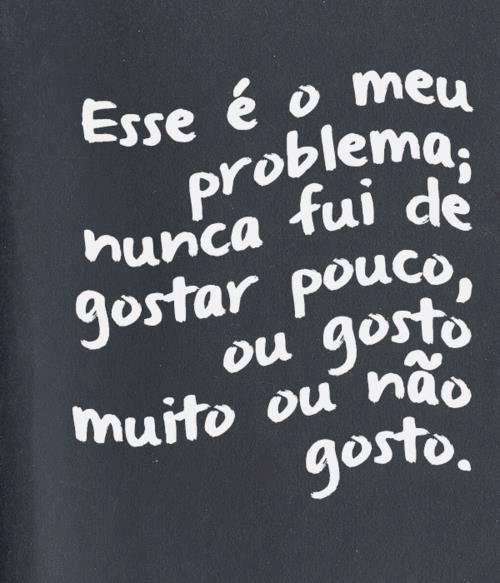 Meu problema