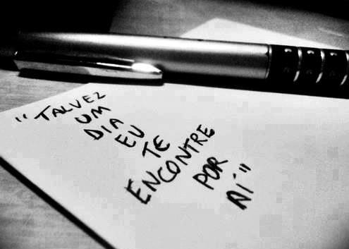 Talvez um dia
