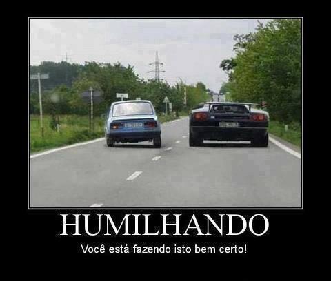 Humilhando