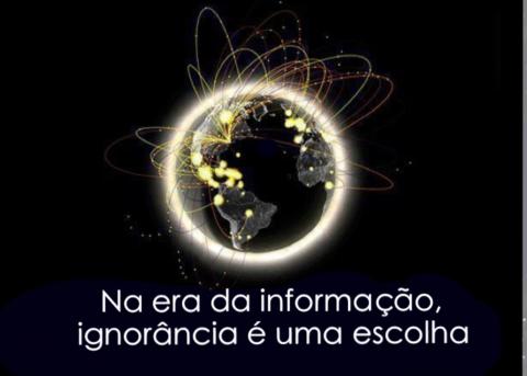 Na era da informação