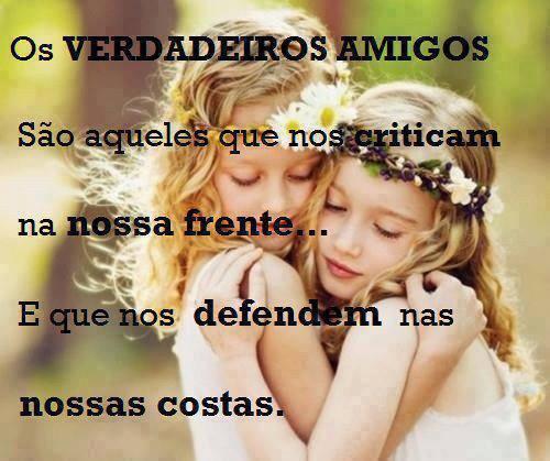 Frases Para Facebook De Amigos Verdadeiros Imagui