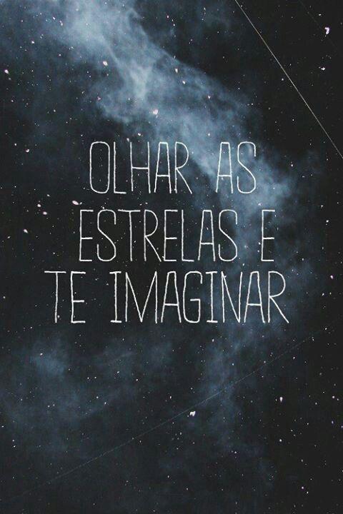 Olhar as estrelas