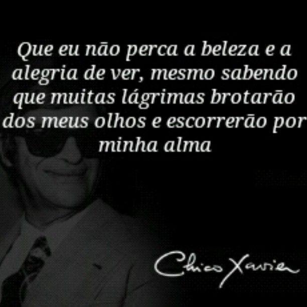 Frases De Chico Xavier Para Facebook