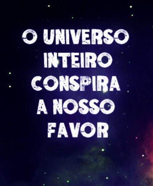 O universo inteiro