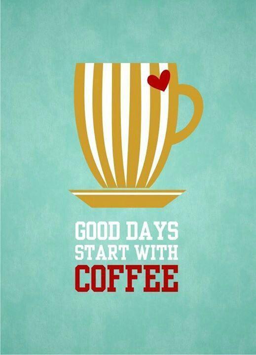 Good days start