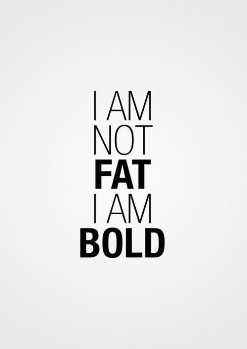 Am Not Fat 41