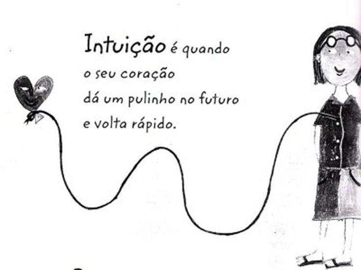 Intuição é quando