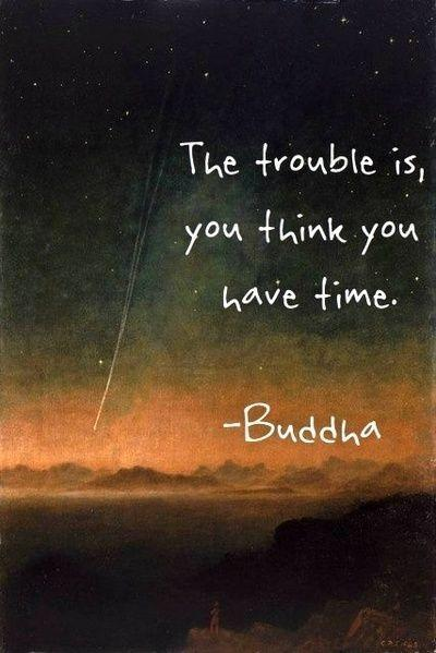 The trouble is