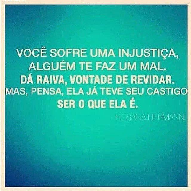 Você sofre uma injustiça
