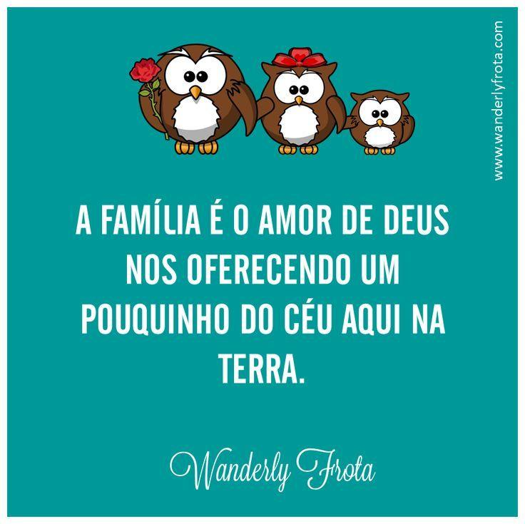 A Familia E O Amor Frase Para Facebook