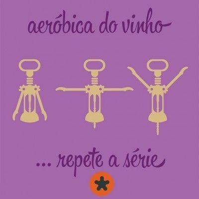 Aeróbica do vinho