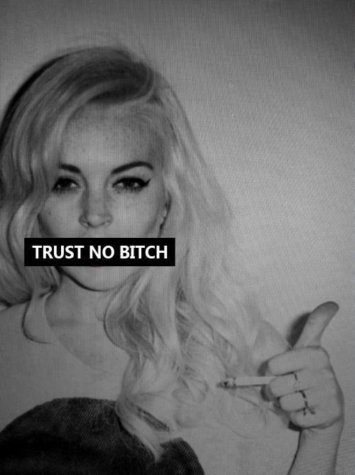Trust no