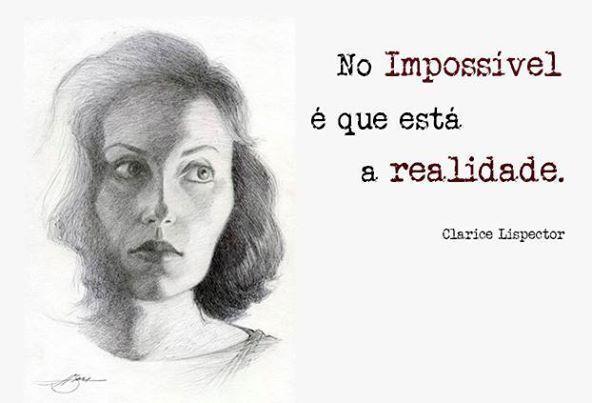 No impossível é que