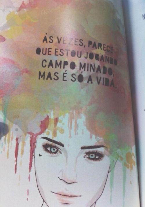 Campo Minado Frase Para Facebook