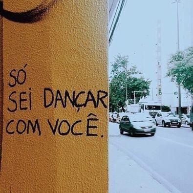 Só sei dançar com