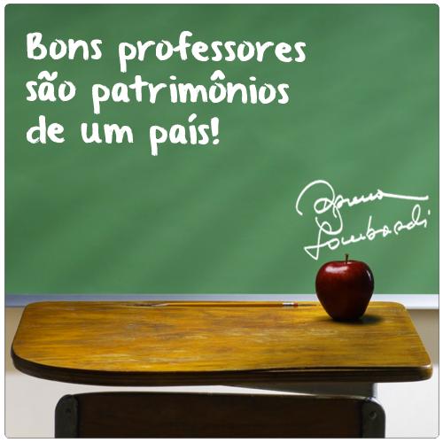 Bons Professores São Patrimônios Frase Para Facebook