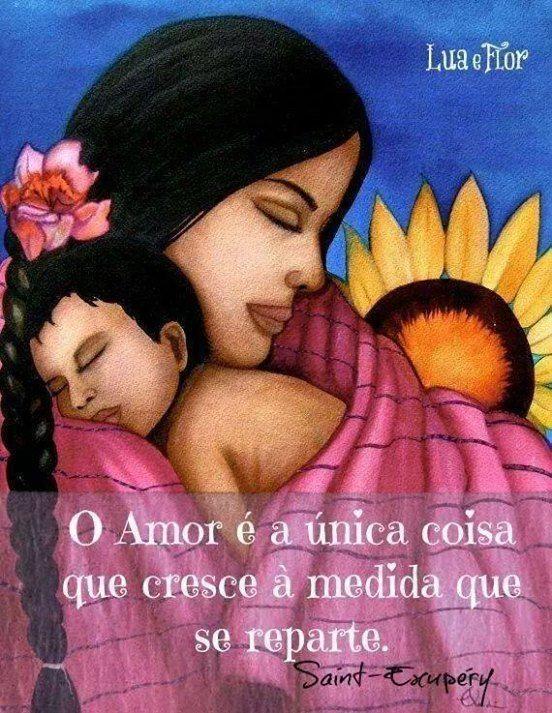 O amor é a única coisa