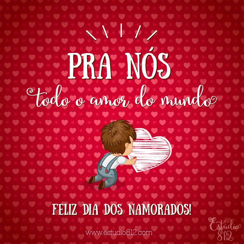 Feliz Dia Dos Namorados Frase Para Facebook