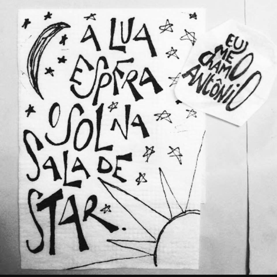 A Lua Espera O Sol Frase Para Facebook
