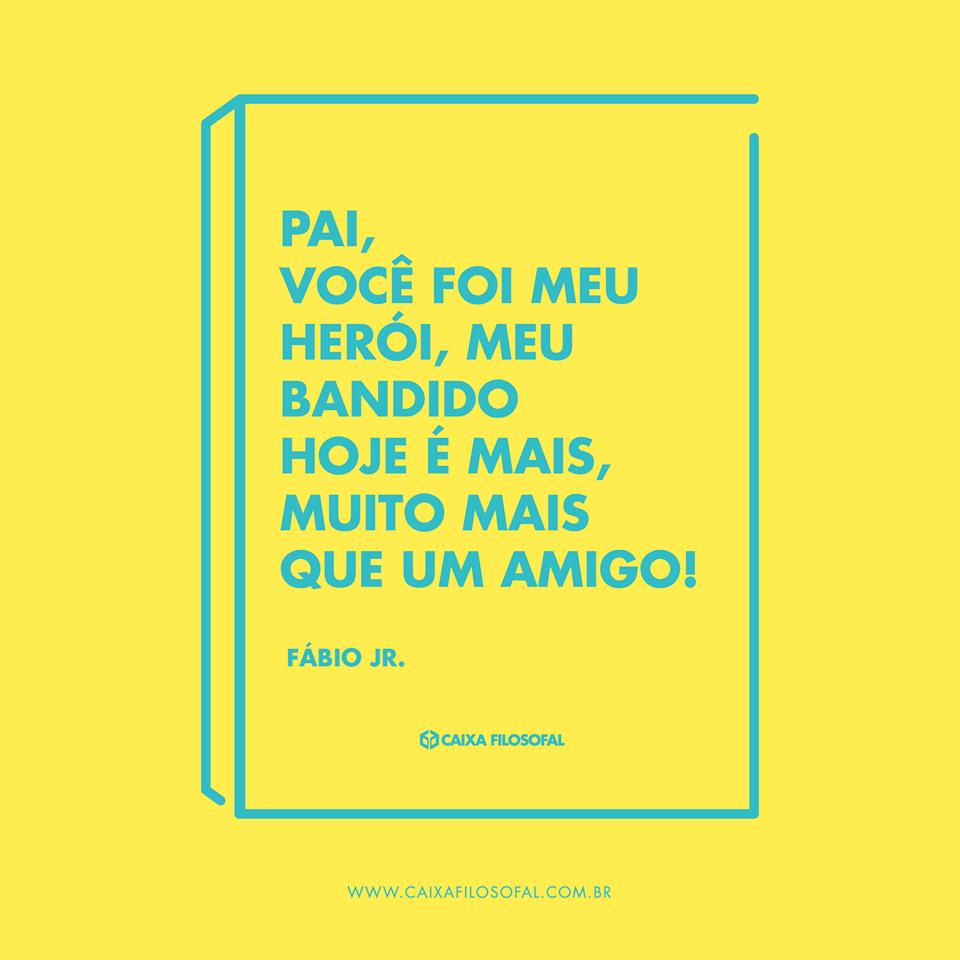 Você foi meu herói