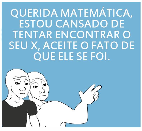 Querida matemática