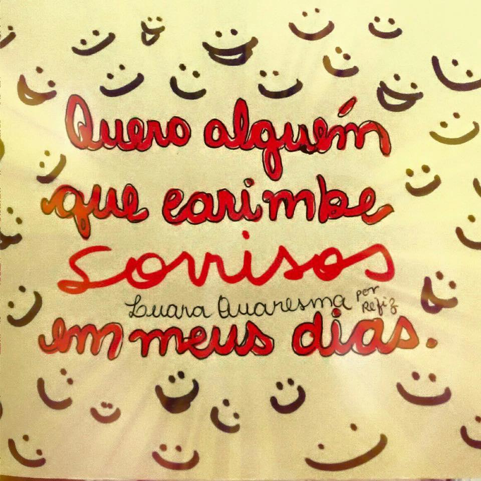 Carimbe sorrisos