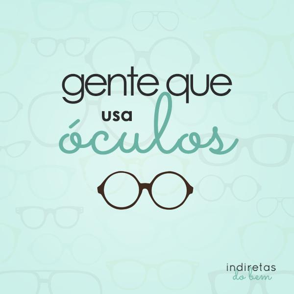 Usa óculos Frase Para Facebook