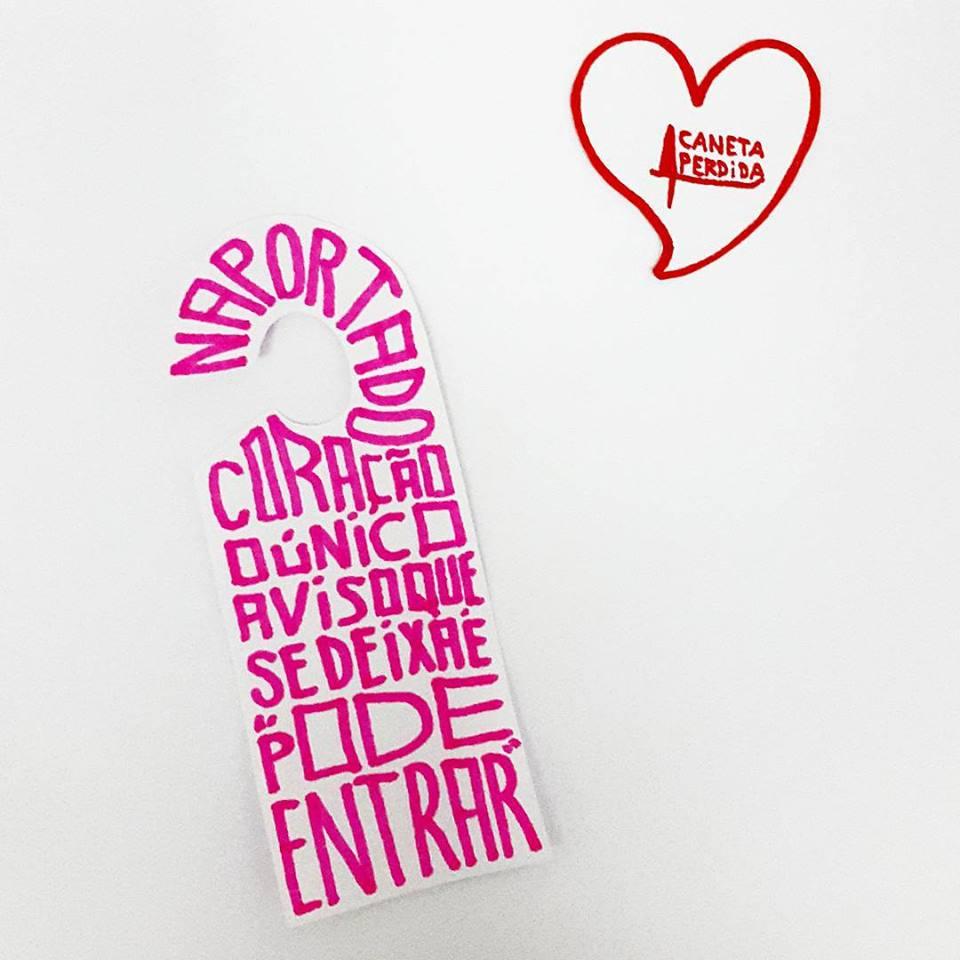 Na porta do coração
