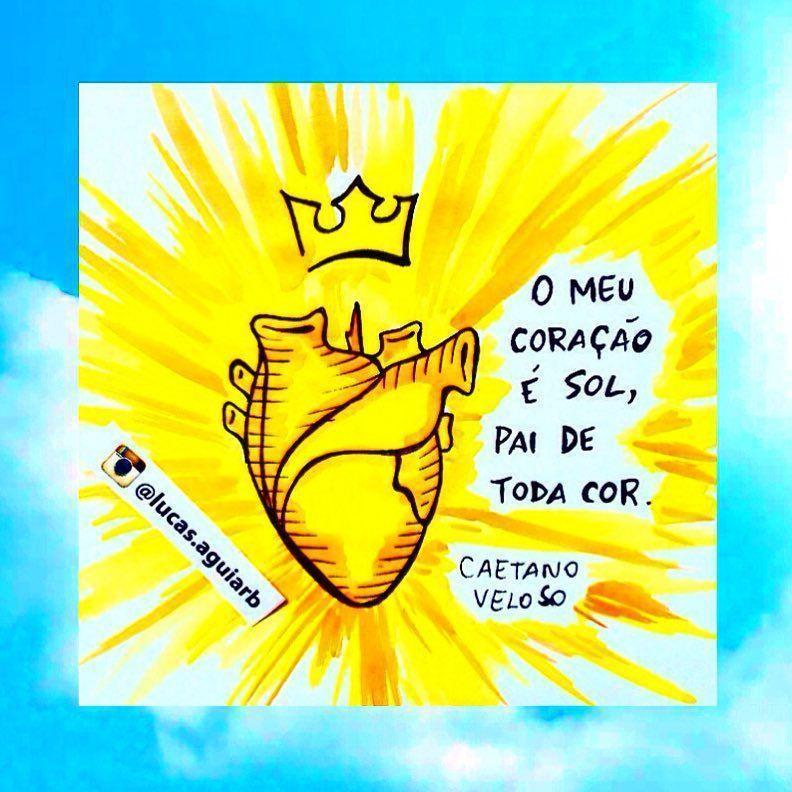 O meu coração é sol