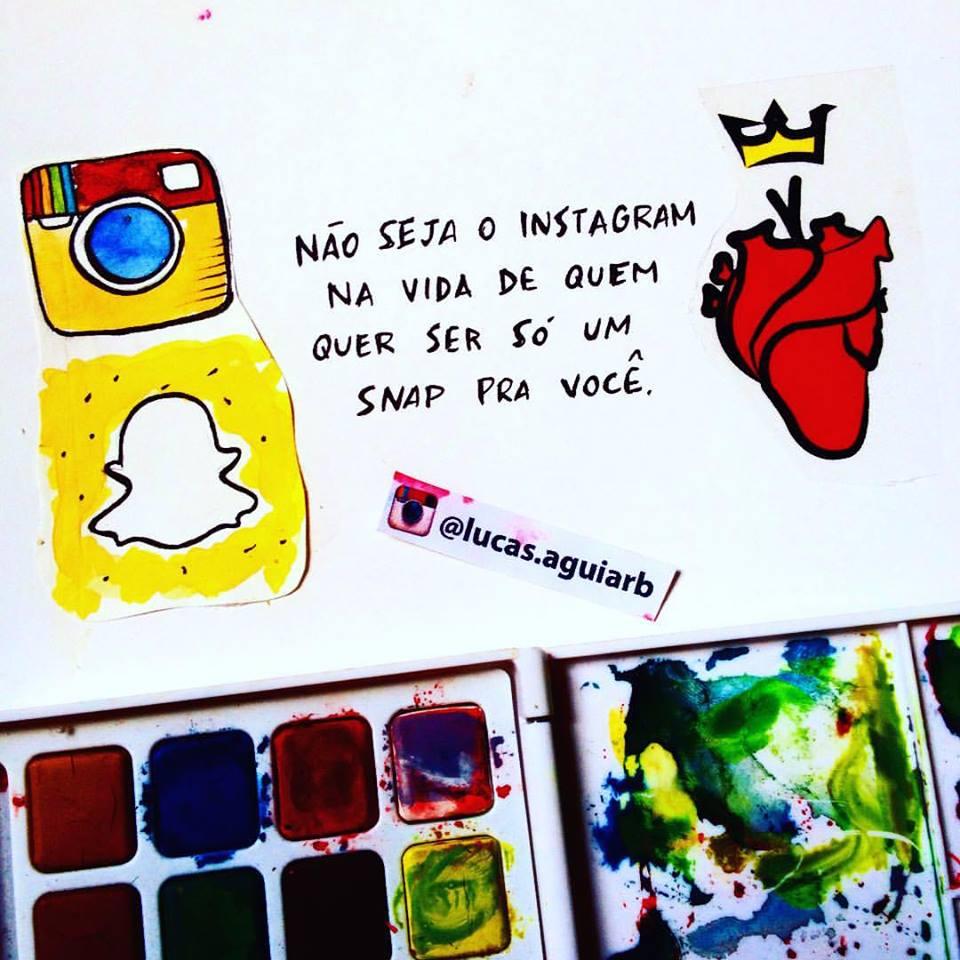 Não seja o Instagram