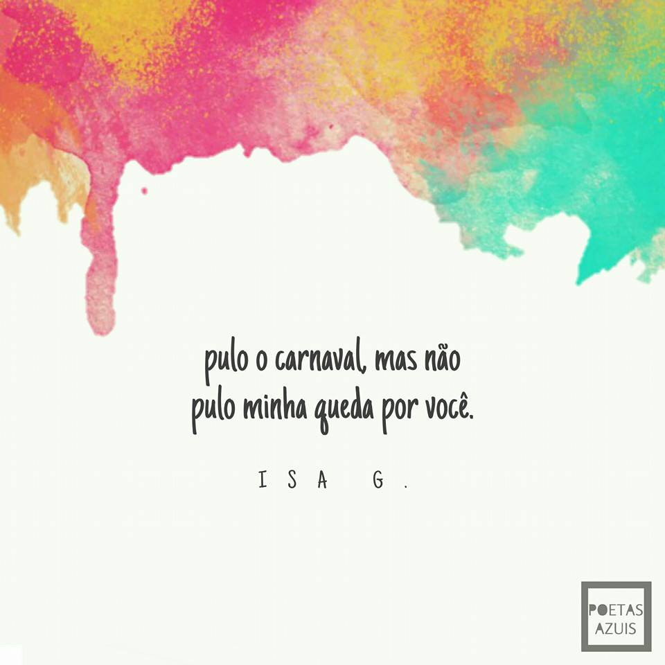 Pulo O Carnaval Frase Para Facebook