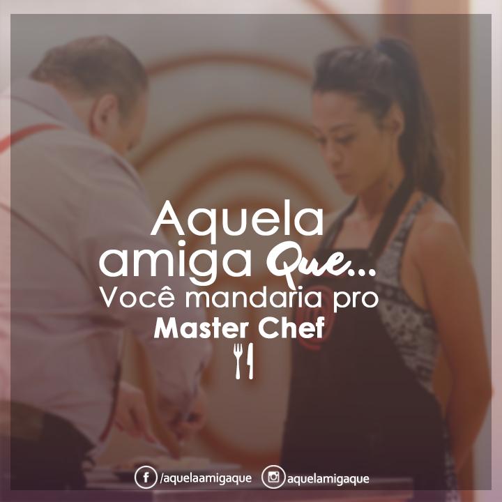 Mandaria pro Master Chef