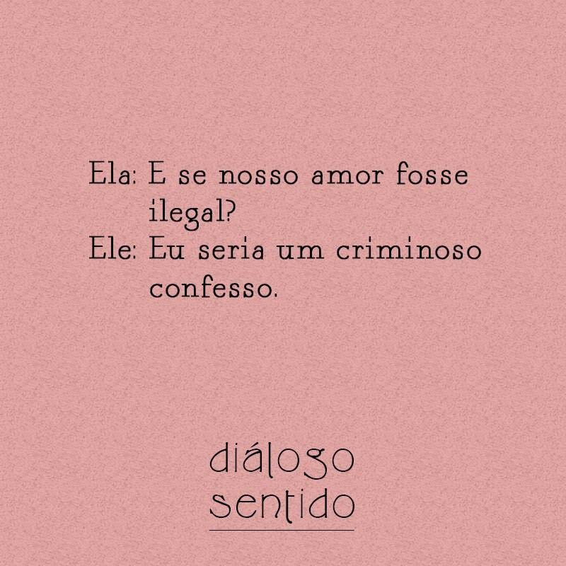 Criminoso confesso