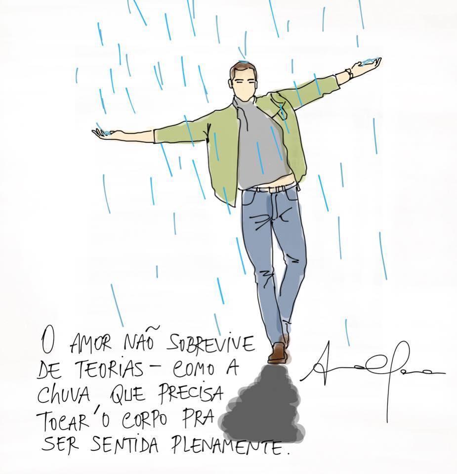 teorias amor:
