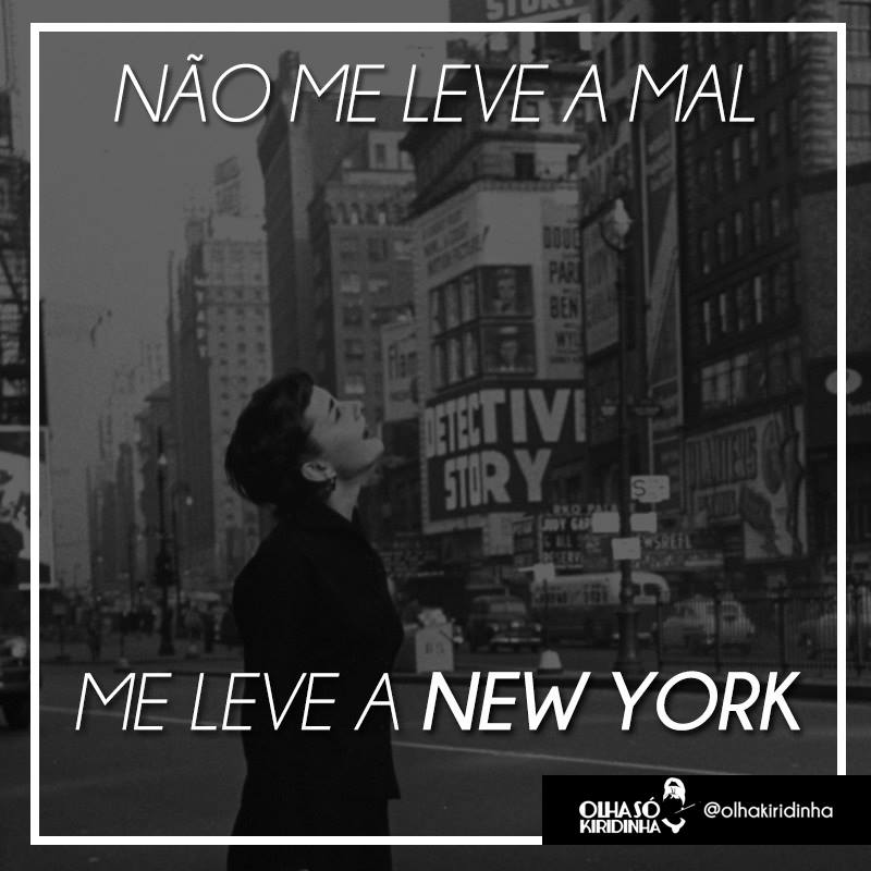 Me leve a New York