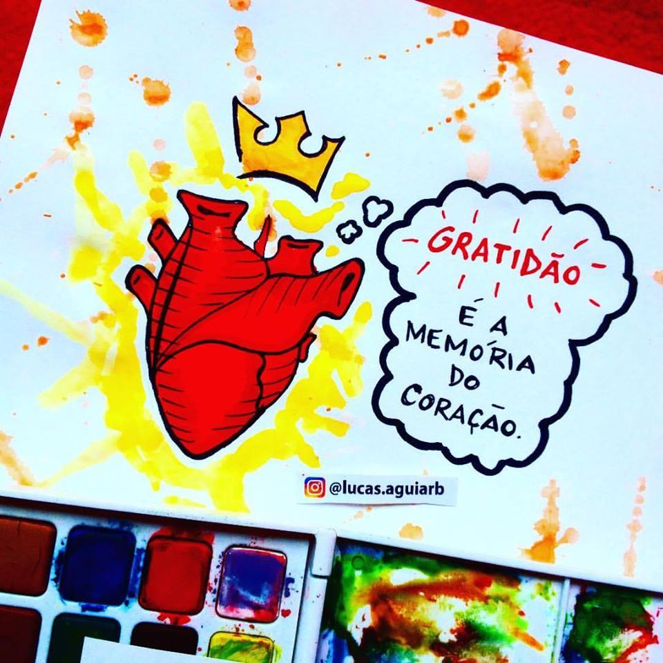 A memória do coração