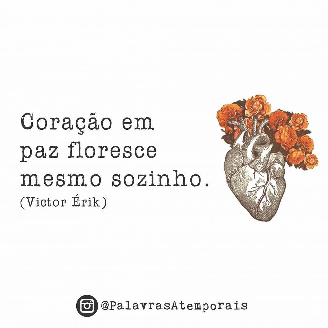 Coração em paz